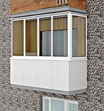 Застеклить балкон недорого / форум.